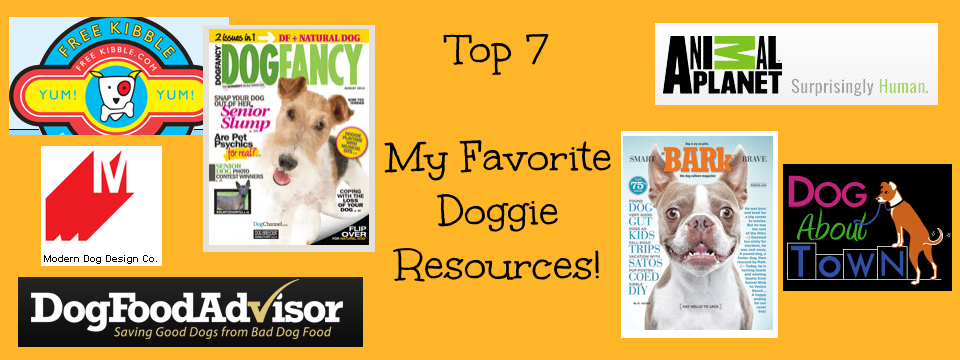 Resources – My Top 7 List